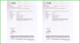 SGS欧盟环保认证9037